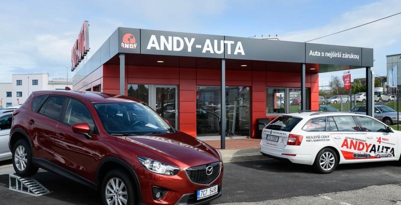 ANDY-AUTA SK S.R.O.